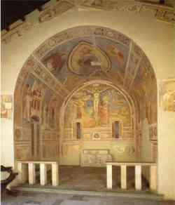 Pinacoteca Brera Milano - Cappella del Mocchirolo