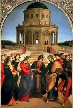 Pinacoteca Brera Milano- Raffaello Sanzio