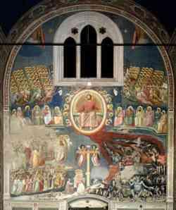 Cappella degli Scrovegni - Il Giudizio Universale