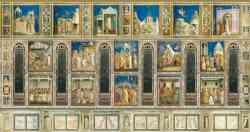 Parete nord della Cappella degli Scrovegni - Padova