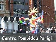 Museo Centro Pompidou Parigi