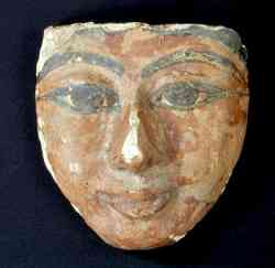 Museo Egizio Torino  maschera