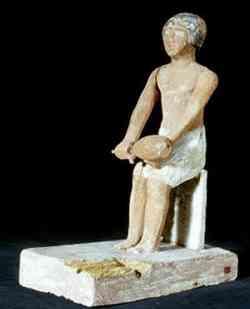 Museo Egizio Torino - Statuetta