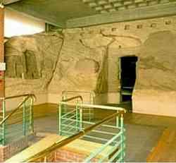 Museo Egizio Torino- Tempio di Ellesija