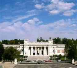 Roma -Galleria Nazionale Arte Moderna Roma