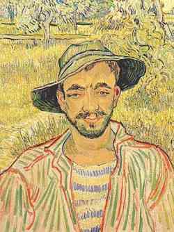 Galleria Nazionale Arte Moderna Roma - Il giardiniere di Van Gogh