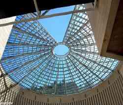 MART di Trento e Rovereto- Cupola museo Rovereto