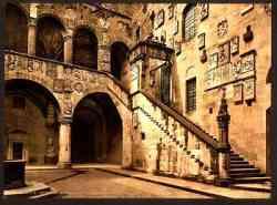 Museo Nazionale del Bargello Firenze - Cortile
