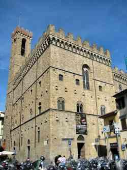 Museo Nazionale del Bargello Firenze- Esterno