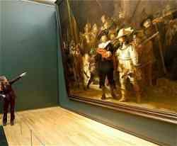 Rijksmuseum Amsterdam - Interno