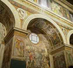 Museo Santa Giulia Brescia- Coro delle Monache
