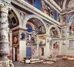 Museo Santa Giulia Brescia  - San Salvatore