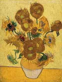 Museo di  Van Gogh - Girasoli 1888