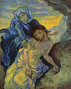 Museo di Van Gogh - Pietà 1889
