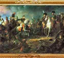 Versailles - Particolare Battaglia di Austerliz