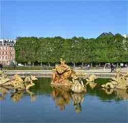 Versailles - Bacino del Drago