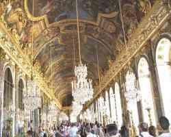 Versailles - Scalone degli Specchi