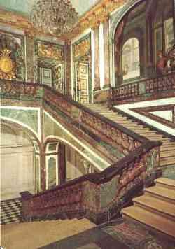 Versailles - Scalone della Regina