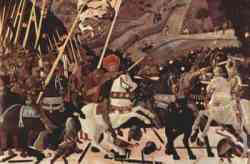 Londra -   National Gallery - Paolo Uccello