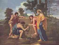 Londra - National Gallery - Poussin