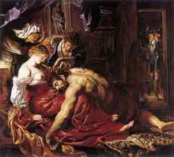 Londra -  National Gallery - Rubens