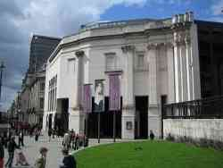 Londra - Ala Sainsbury della National Gallery