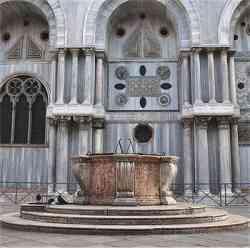 Venezia - Palazzo Ducale - Pozzo nel Cortile