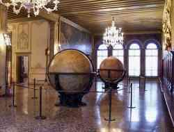 Venezia - Palazzo Ducale - Le sale al primo Piano