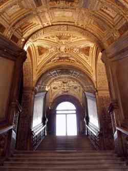 Venezia - Palazzo Ducale - La Scala d'oro