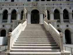 Venezia - Palazzo Ducale - Scala dei Giganti