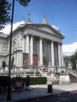 Londra - Esterno della Tate Britain