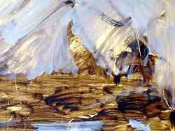 Storia di Noè e del Diluvio Universale di Turner