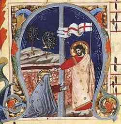 Noli Me Tangere di Giotto