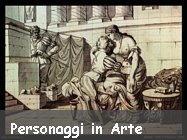 Storia e personaggi famosi raffigurati in opere arte