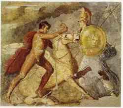 Pegaso a Pompei