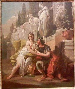 Storia di Rinaldo e Armida