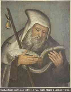 Tela di Sant'Antonio Abate