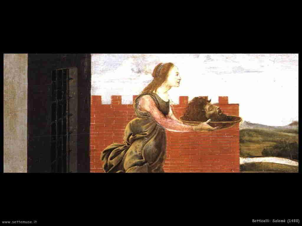 Botticelli (1488)