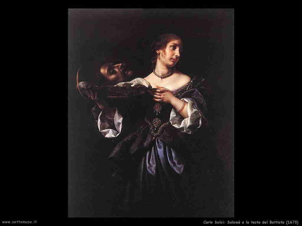 Carlo Dolci 1670