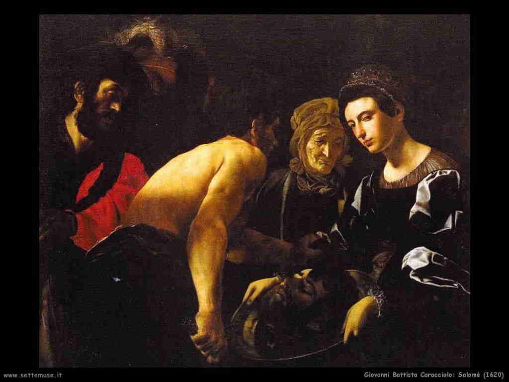 Giovan Battista Caraggiolo 1620