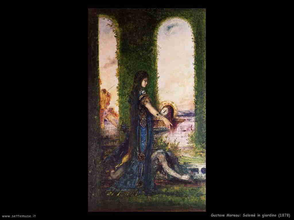 gustave_moreausalome_in_giardino 1878