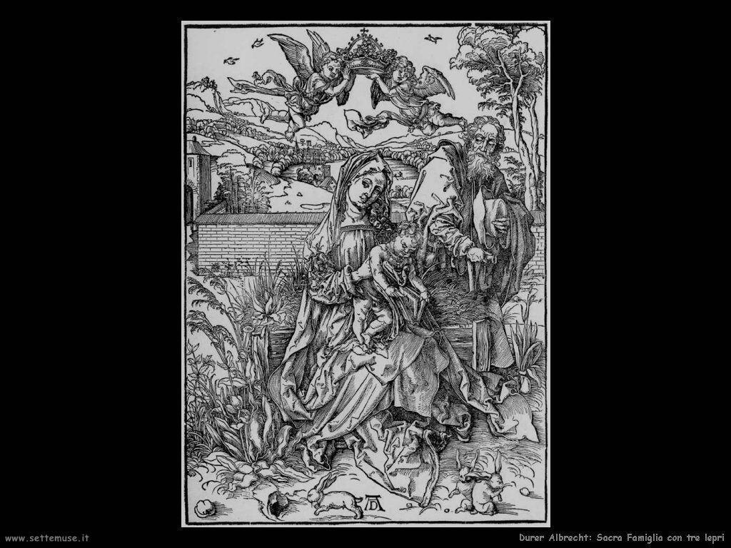 San Giuseppe di albrecht durer