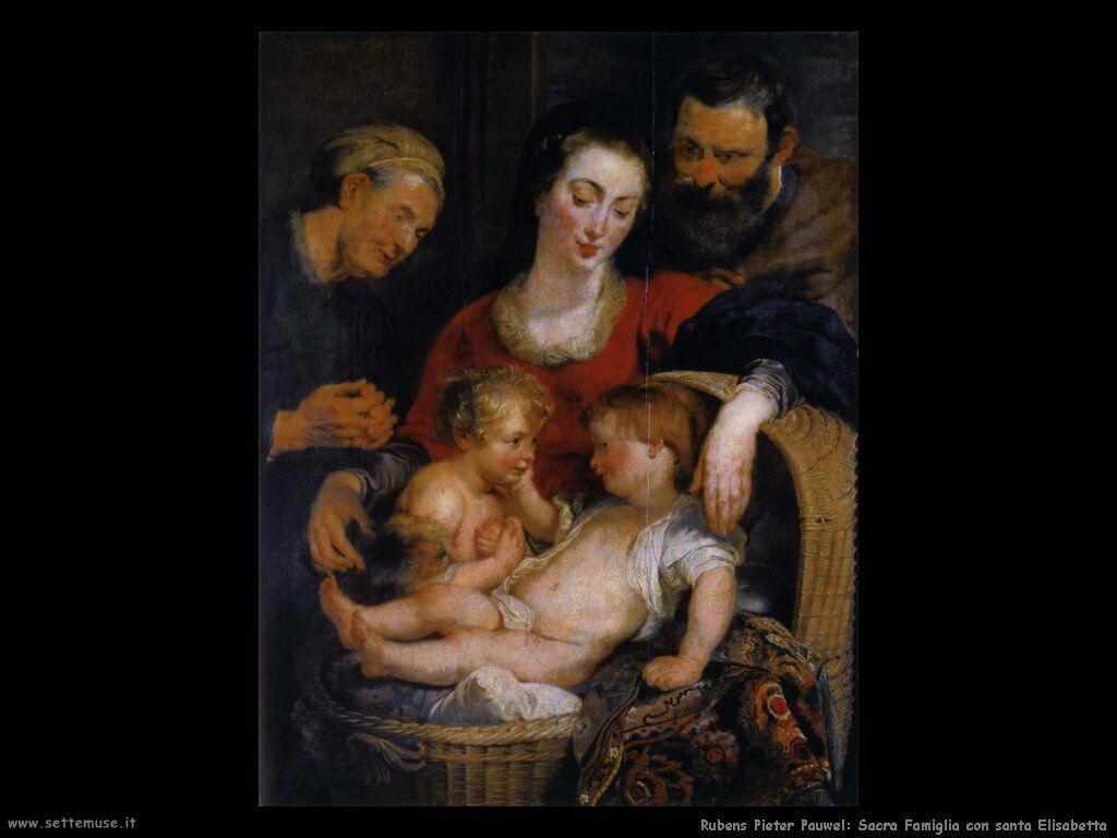 San Giuseppe di rubens