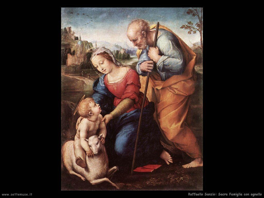 San Giuseppe di raffaello