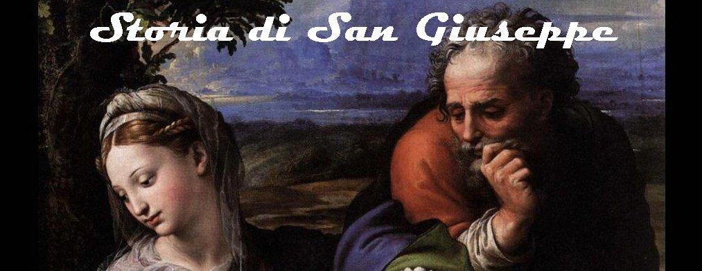 storia di San Giuseppe