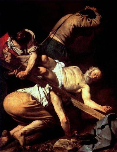 caravaggio martirio san pietro