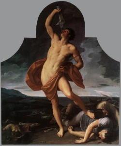 Sansone vittorioso di Guido Reni
