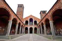 Basilica di sant'Ambrogio a Milano