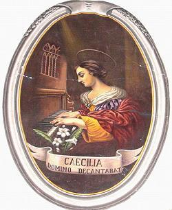Storia di Santa Cecilia