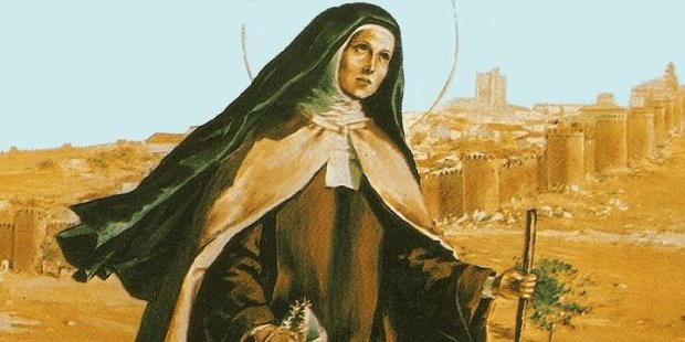 Santa Teresa di Avila